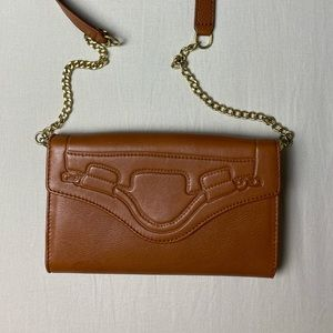 Foley + Corinna Wallet on a chain